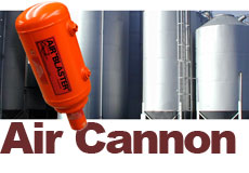 VIBCO Air Cannons