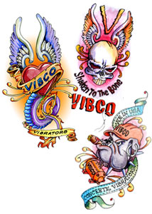 vibco tattoos